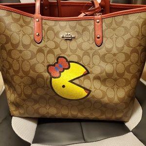 Coach x Ms. Pacman
